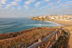 Excellent beaches in Sintra Stock Photography