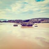 Atlantic Coast Royalty Free Stock Images