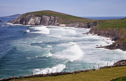 The Atlantic Coast of Ireland Royalty Free Stock Photo