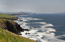 The Atlantic Coast of Ireland Royalty Free Stock Images