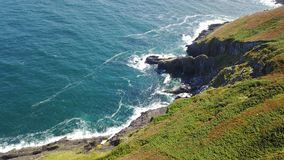 Atlantic Coast of Ireland Stock Photos