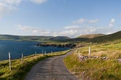Atlantic coast in Kerry. Irland Stock Images