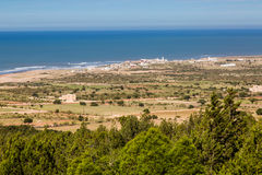 Atlantic coast, Morocco Royalty Free Stock Images