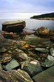 Atlantic coast in Newfoundland Royalty Free Stock Photography