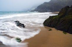 Atlantic coastline Stock Images