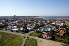 Atlantic coastline, La Paloma, Uruguay Stock Photos