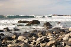 Atlantic coastline Stock Photo