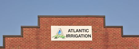 Atlantic Irrigation Memphis, TN Stock Photos