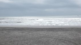 Atlantic Ocean övre sikt lager videofilmer