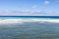 Atlantic Ocean övre sikt Fotografering för Bildbyråer