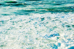 Atlantic Ocean övre sikt Arkivfoton