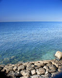 Atlantic Ocean arkivfoton