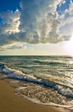 Atlantic ocean Royalty Free Stock Photography
