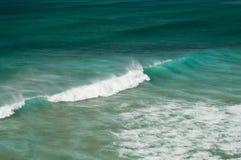Atlantic ocean in Algarve coast, Portugal. Summer vacations Royalty Free Stock Photo