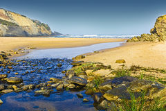 Atlantic Ocean Beach Stock Photography