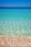 Atlantic ocean coast. Paradise beach Royalty Free Stock Photos