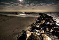Atlantic Ocean Coast Royalty Free Stock Photography