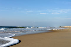 Atlantic ocean coast Stock Image