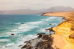 Atlantic ocean coast Stock Photography