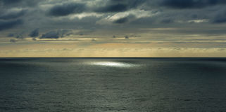 Atlantic ocean coast, Sagres, Portugal Stock Image