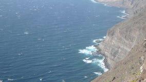 Atlantic ocean in full HD. stock video footage
