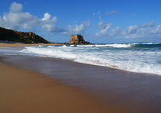 The atlantic ocean, Portugal Stock Photography