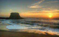 Atlantic Ocean, Portugal, Europe Royalty Free Stock Image