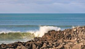 Atlantic Ocean. Portugal Stock Image