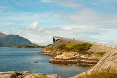 Atlantic Ocean Road Stock Images