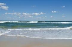 Atlantic Ocean strand Fotografering för Bildbyråer
