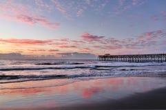 Free Atlantic Ocean Sunrise Stock Image - 95517641
