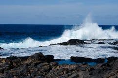 Atlantic ocean royalty free stock photo