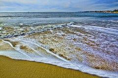 Atlantic ocean waves Stock Photo
