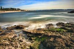 Atlantic ocean waves Royalty Free Stock Image