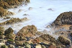 Atlantic ocean waves Royalty Free Stock Photos