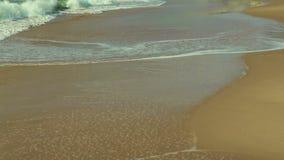 Atlantic ocean waves stock video footage