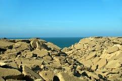Atlantic Ocean, Western Sahara Stock Photography