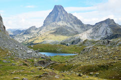 The Atlantic Pyrenees, Bearn Stock Photography