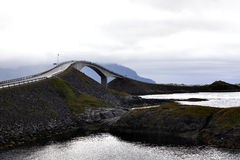 Atlantic Road Royalty Free Stock Image