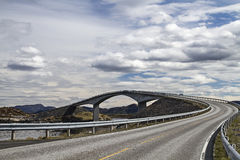 Atlantic Road Royalty Free Stock Photography