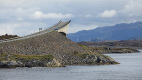 Atlantic road Stock Images