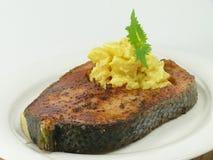 Atlantic salmon salar Stock Photography