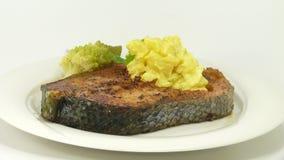 Atlantic salmon salar Royalty Free Stock Photography
