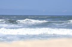 Atlantic shore Stock Photo