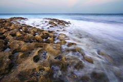 Atlantic Shores Stock Photo