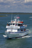 Atlantic Star Charter Fishing Boat in Wildwood, New Jersey Stock Photo