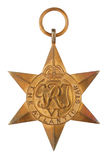 The Atlantic Star Second World War Medal Stock Images