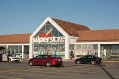 Atlantic Superstore Royalty Free Stock Images