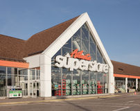 Atlantic Superstore Royalty Free Stock Image