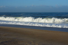 Atlantic waves Royalty Free Stock Images